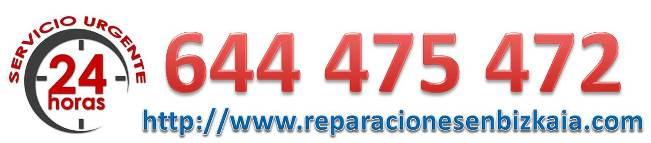 reparaciones en bizkaia urgencias 24 horas 644475472